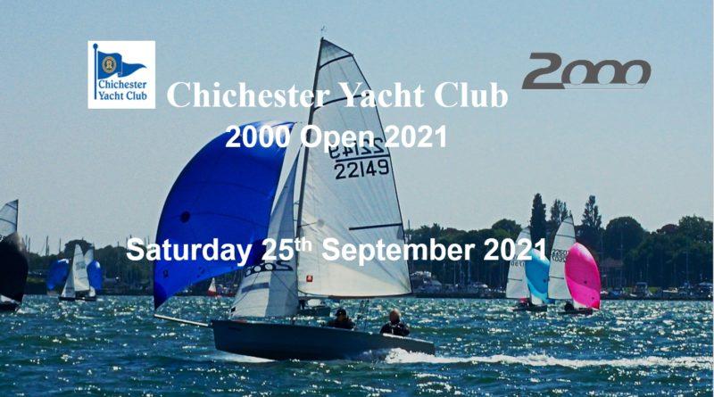 CYC 2000 Open 2021 – 25th September