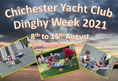 CYC Dinghy Week 2021