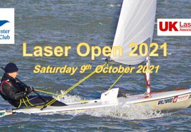 CYC Laser Open – Light Wind racing
