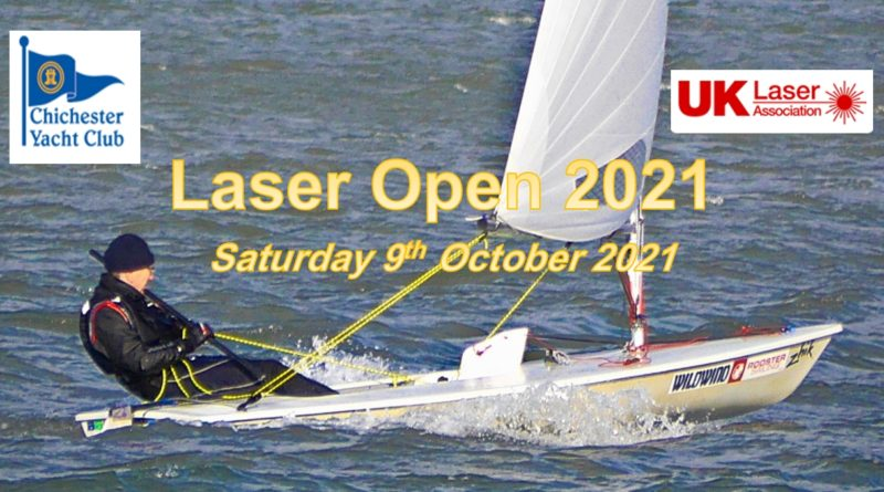 CYC Laser Open 2021 – 9th October