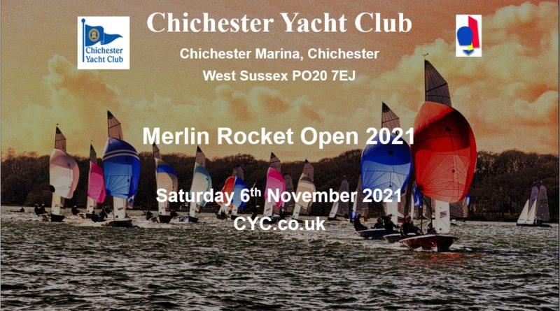 Rescheduled Merlin Open 2021 – 6th November
