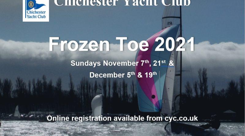 CYC Frozen Toe – Tickets on sale now.